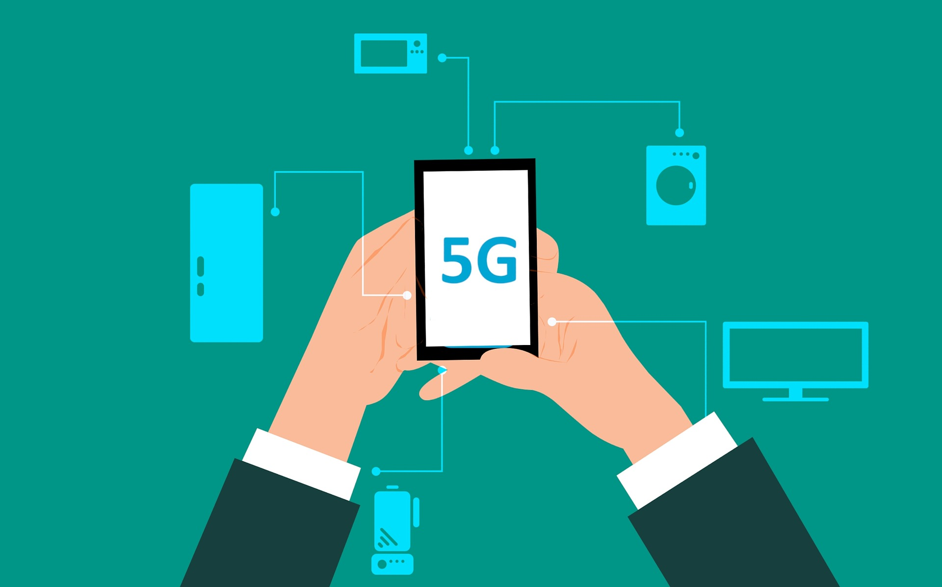 £30m Competition Launched to Test 5G Applications in Rural Areas of the UK