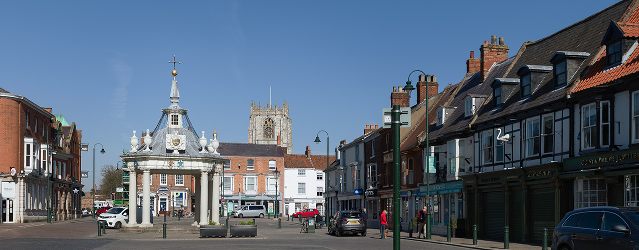 East Riding town centre