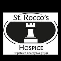 St Roccos hospice logo