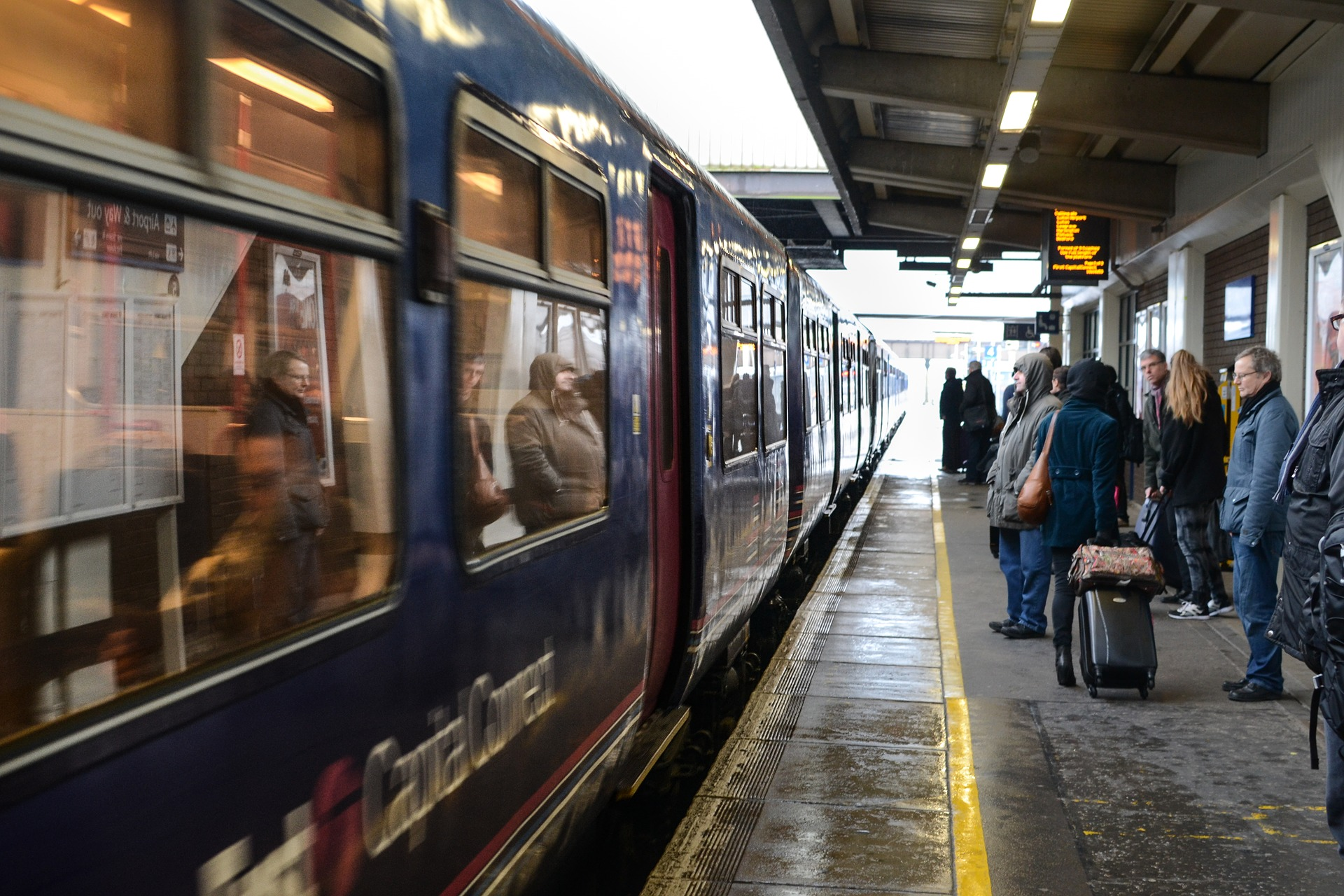 £20m Fund to Improve Accessibility of Rail Stations