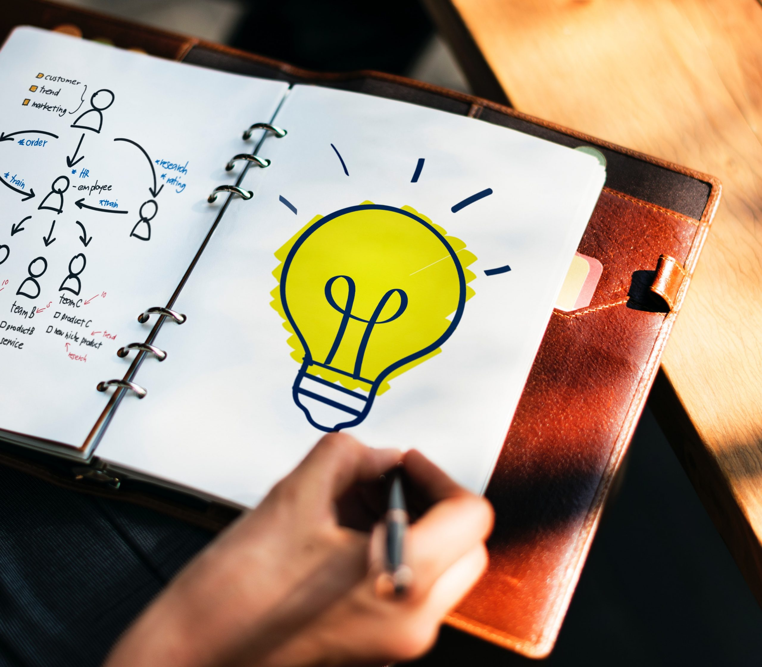 Power to Change's Bright Ideas Fund Now Open for Applications