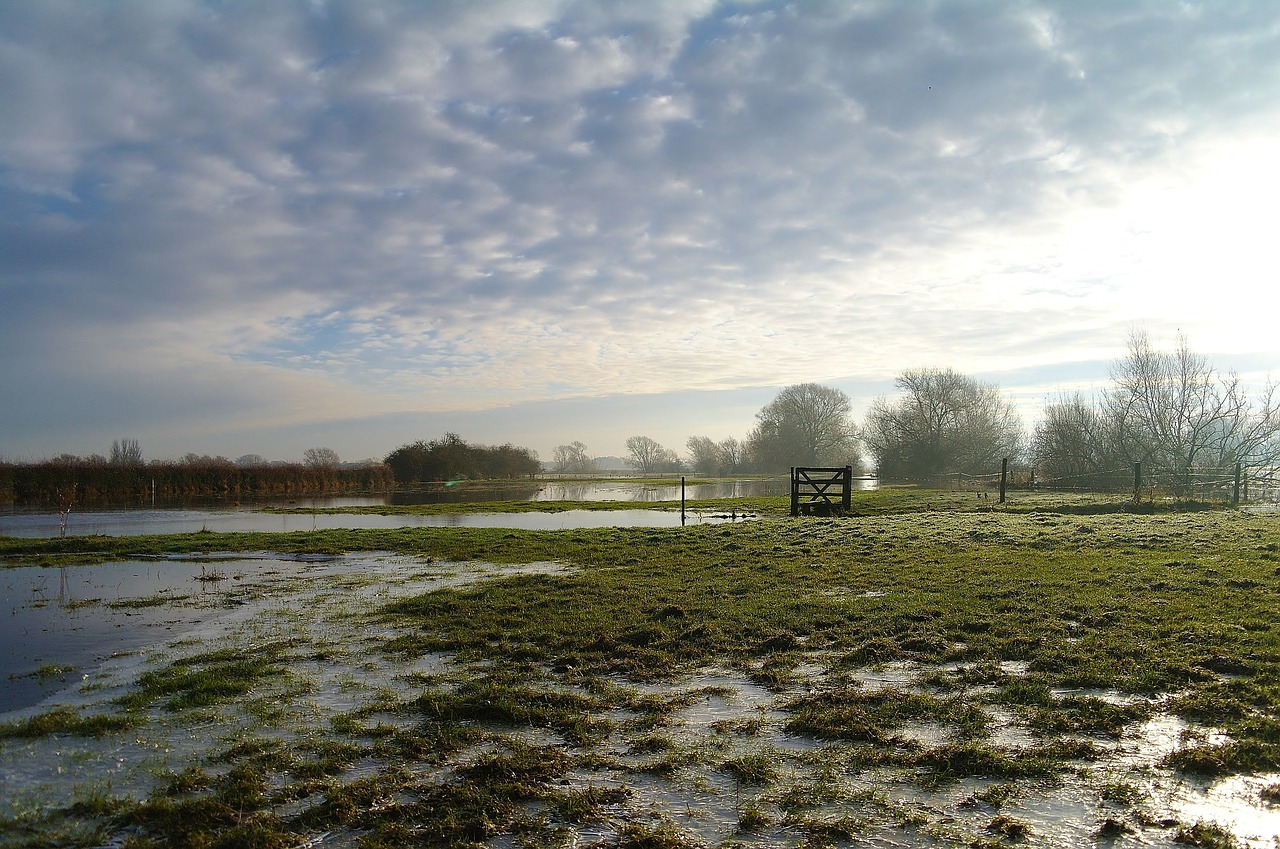 Launch of £2m Fund to Restore Flood-affected Farmlands