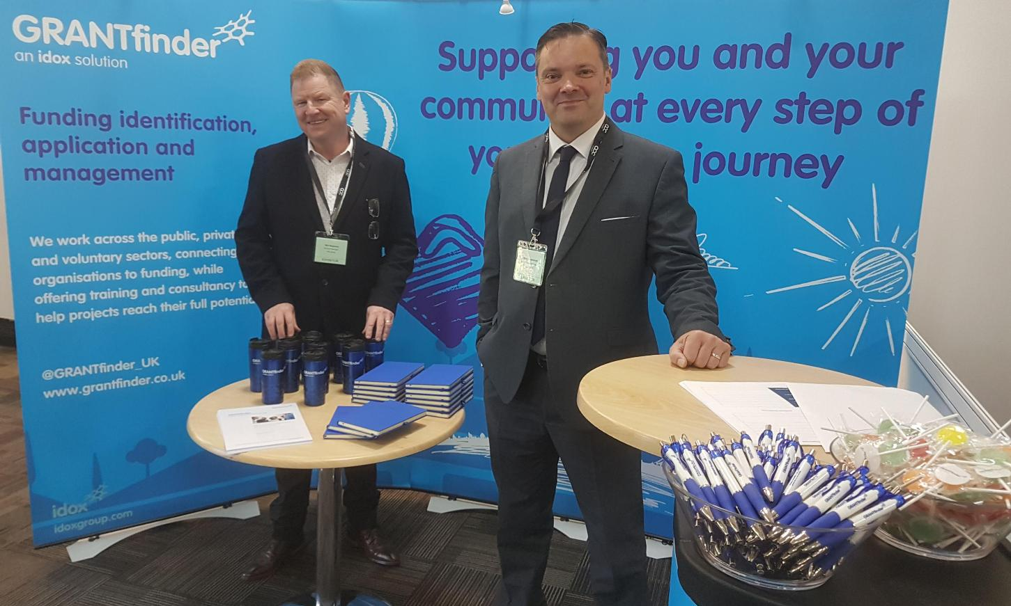 Join GRANTfinder at the LGA Annual Conference 2019