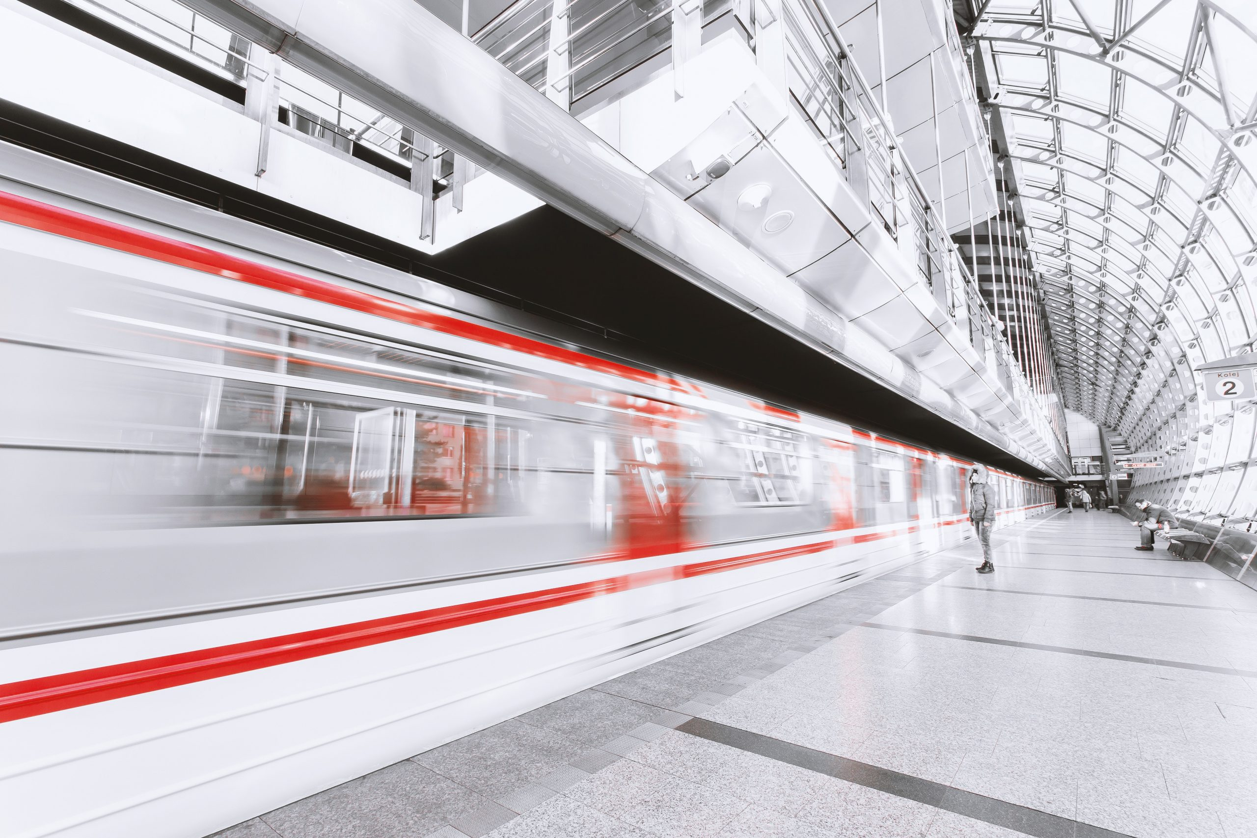 IUK Announces First of a Kind 2020: Rail Demonstrations SBRI Competition
