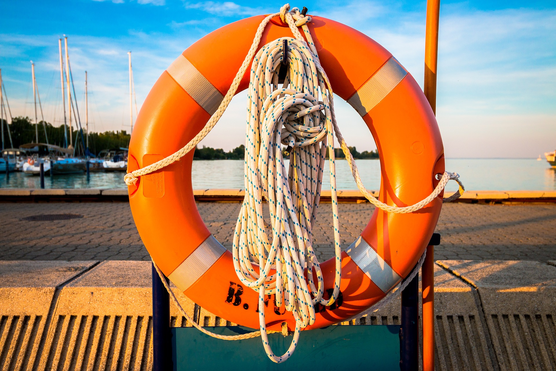 Government Accepting Applications for 2019/20 Rescue Boat Fund