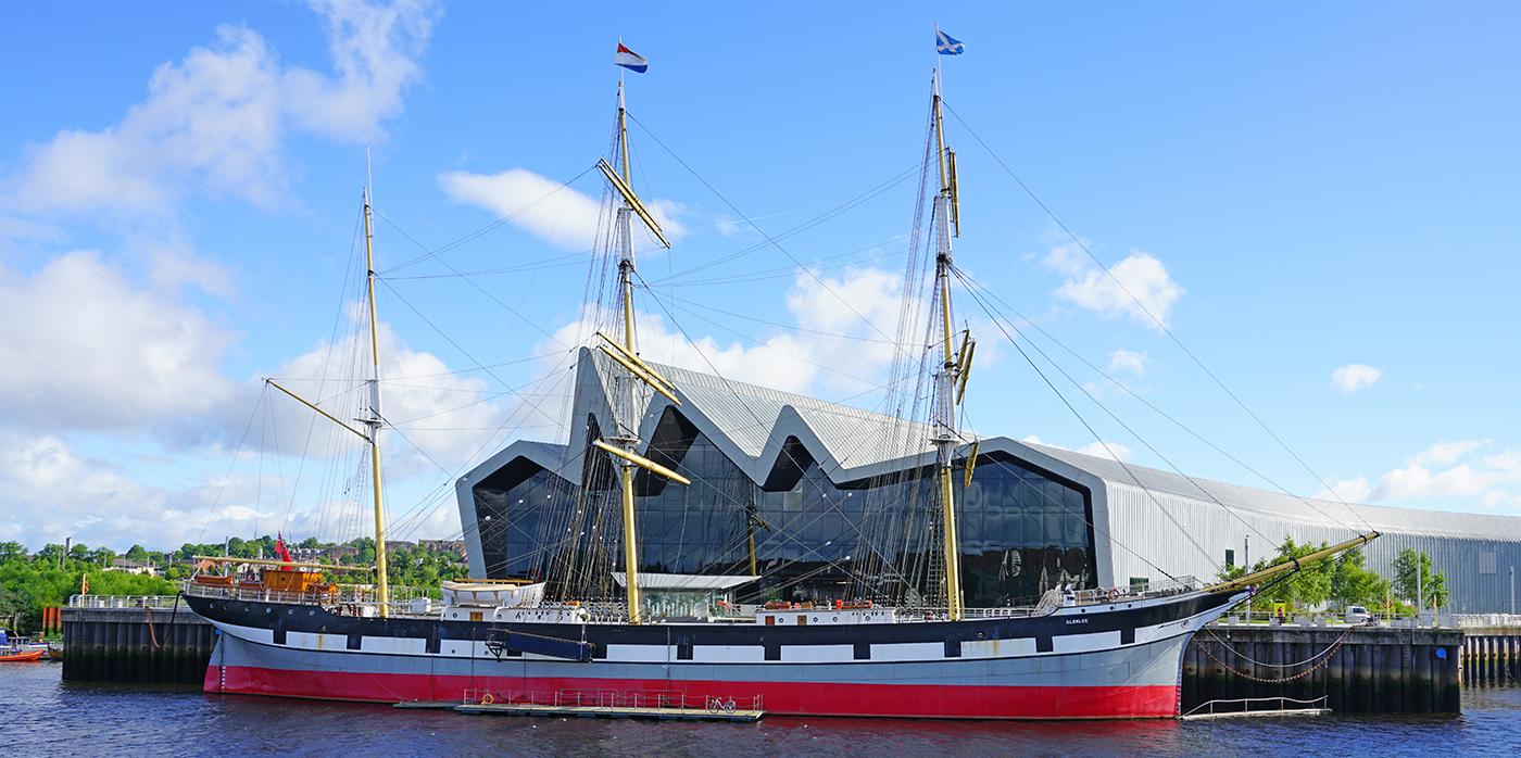 image of museum in Scotland